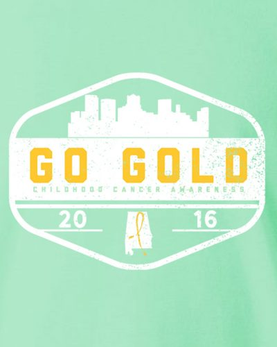 GO GOLD! Kids - Mint