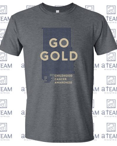 GO GOLD! Gray